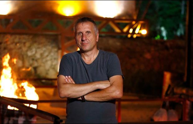 Miran Ališič je voditelj oddaje Exatlon Slovenija